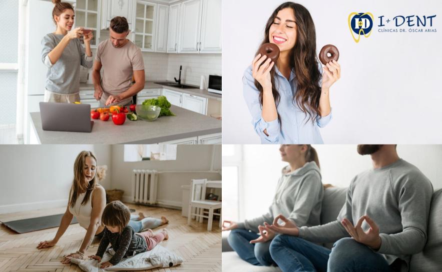 3 Consejos clave: Cómo mantener una buena salud oral durante el confinamiento